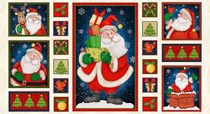 Believe Santa Panel