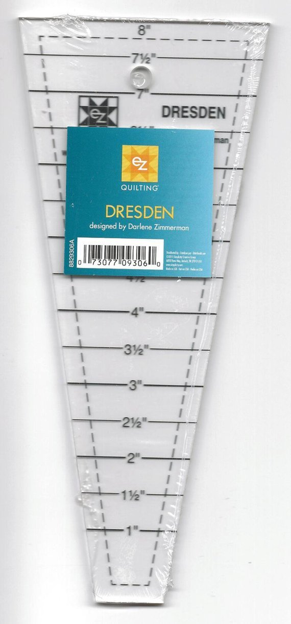 EZ Dresden 8 Ruler