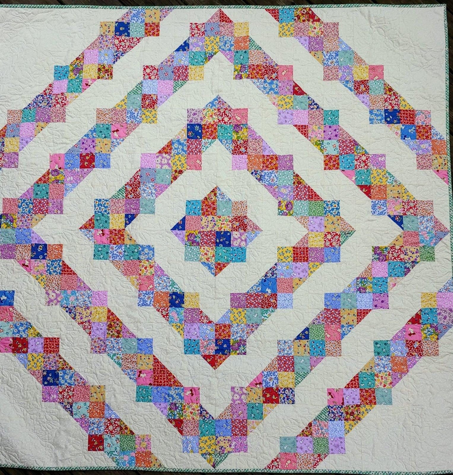 JQ Perkiomen Valley Twist Pattern