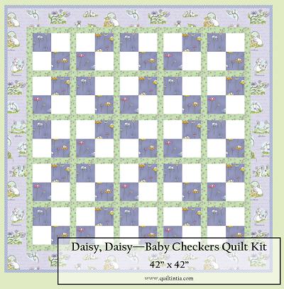 Daisy, Daisy Baby Checkers Kit