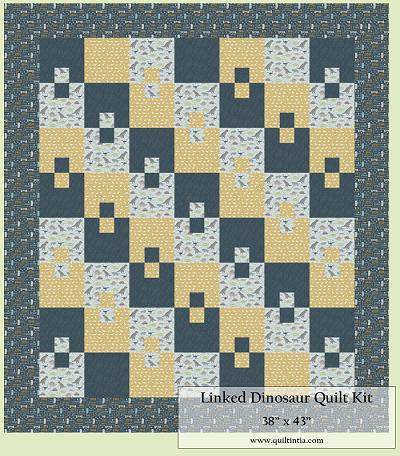 Fossil Rim Baby Links Quilt Kit