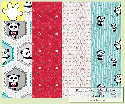 Panda Love - Baby Bundle