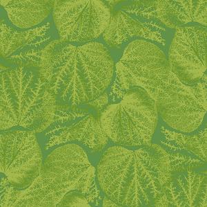 Flower Power - Leaves - Light Green