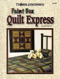 Paint Box Quilt Express