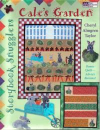 Storybook Snugglers - Cale's Garden