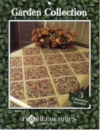 Garden Collection Quilt Pattern
