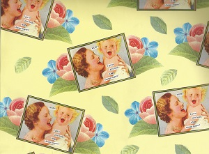 Gift Wrap - great for a baby shower
