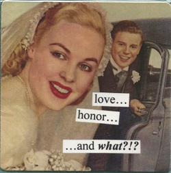 Magnet - Love...honor...and what?!?