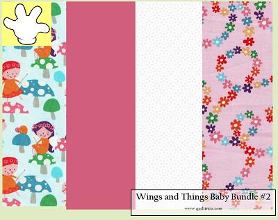 Wings and Things - Baby Bundle #2