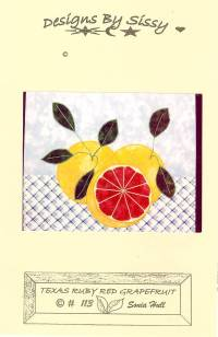 Texas Ruby Red Grapefruit