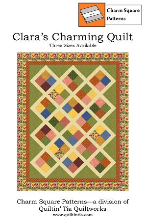 Clara's Charming Quilt Pattern