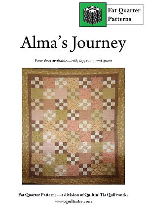 Alma's Journey (Pattern)