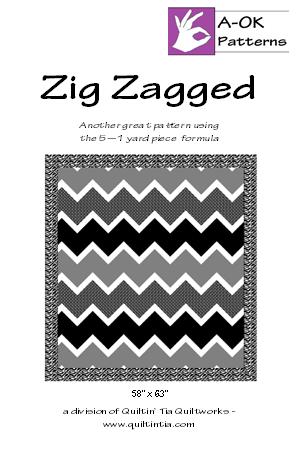 Zig Zagged