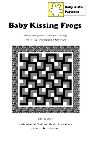 Baby Kissing Frogs