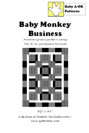 Baby Monkey Business