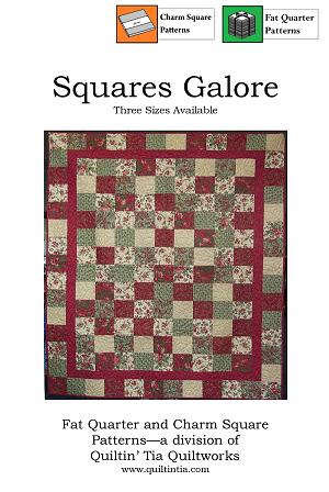 Squares Galore
