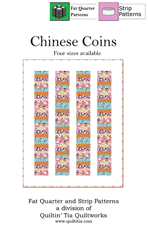 Chinese Coins Quilt Pattern