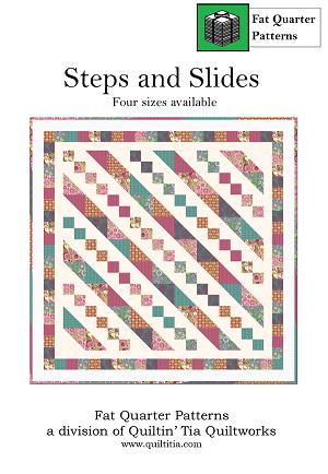 Steps and Slides Quilt Pattern