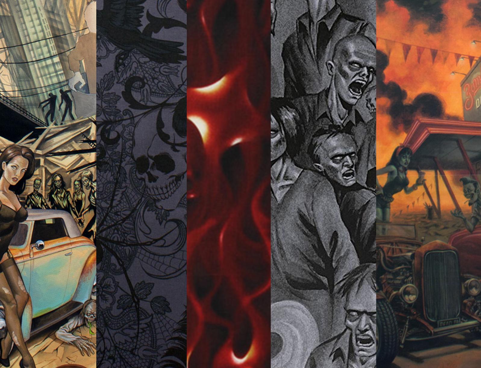 Zombie Apocalypse - Five Yard Bundle