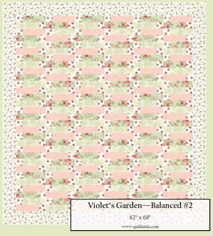Violet's Garden - Balanced Kit #2