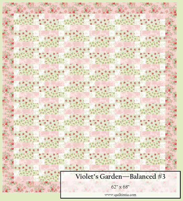 Violet's Garden - Balanced Kit #3