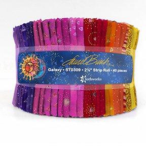 Laurel Burch - Galaxy - Strip Roll