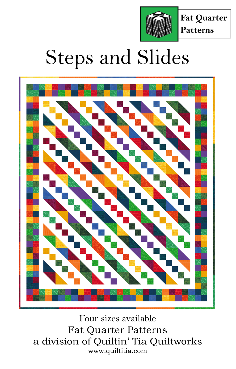 Steps and Slides Quilt Pattern