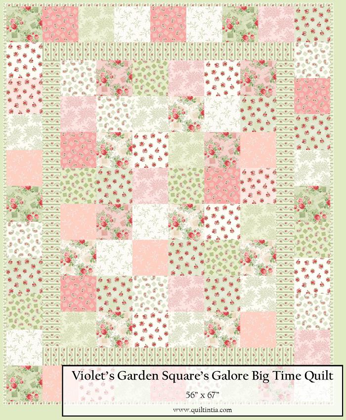 Violet's Garden - Square's Galore Big Time Kit