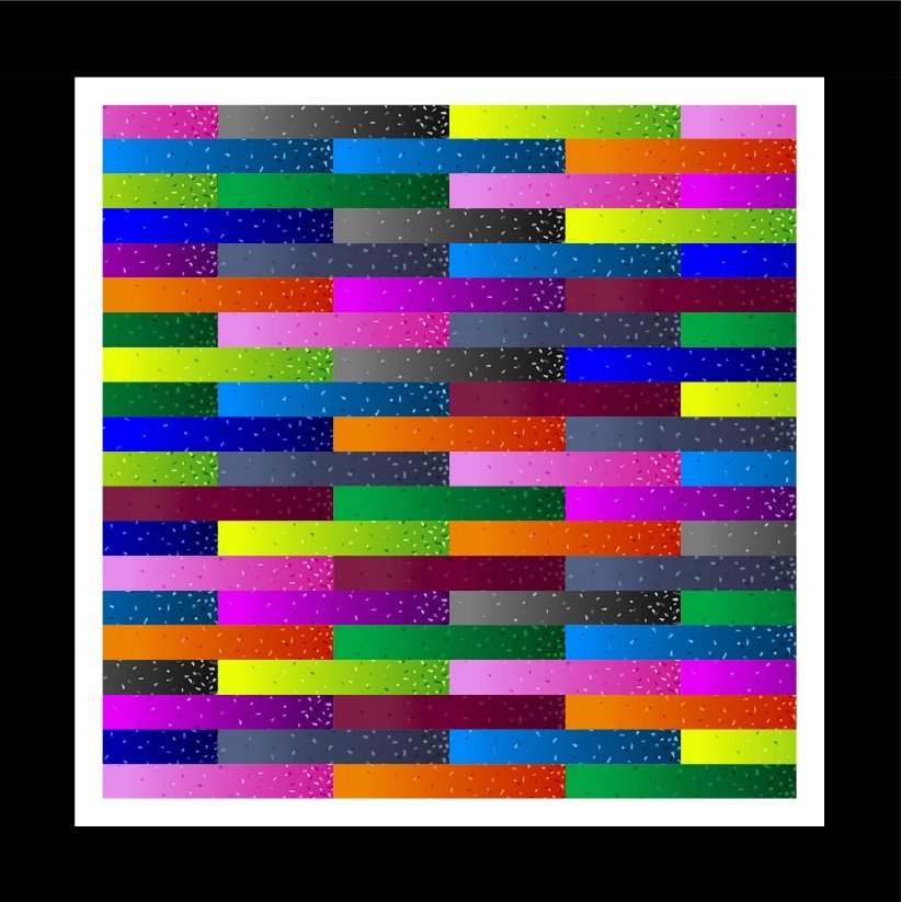 Snippets - Fiesta Quilt Kit