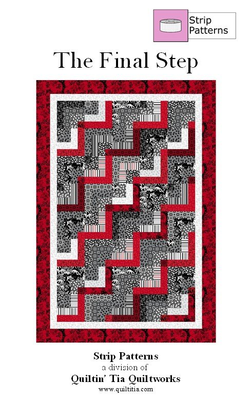 The Final Step Quilt Pattern