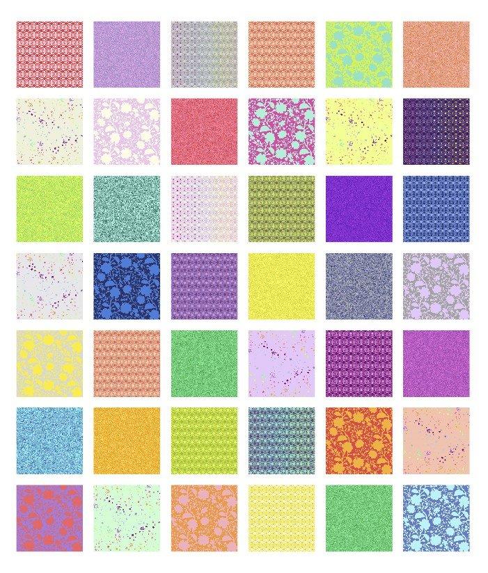 Show Off True Colors Quilt Kit
