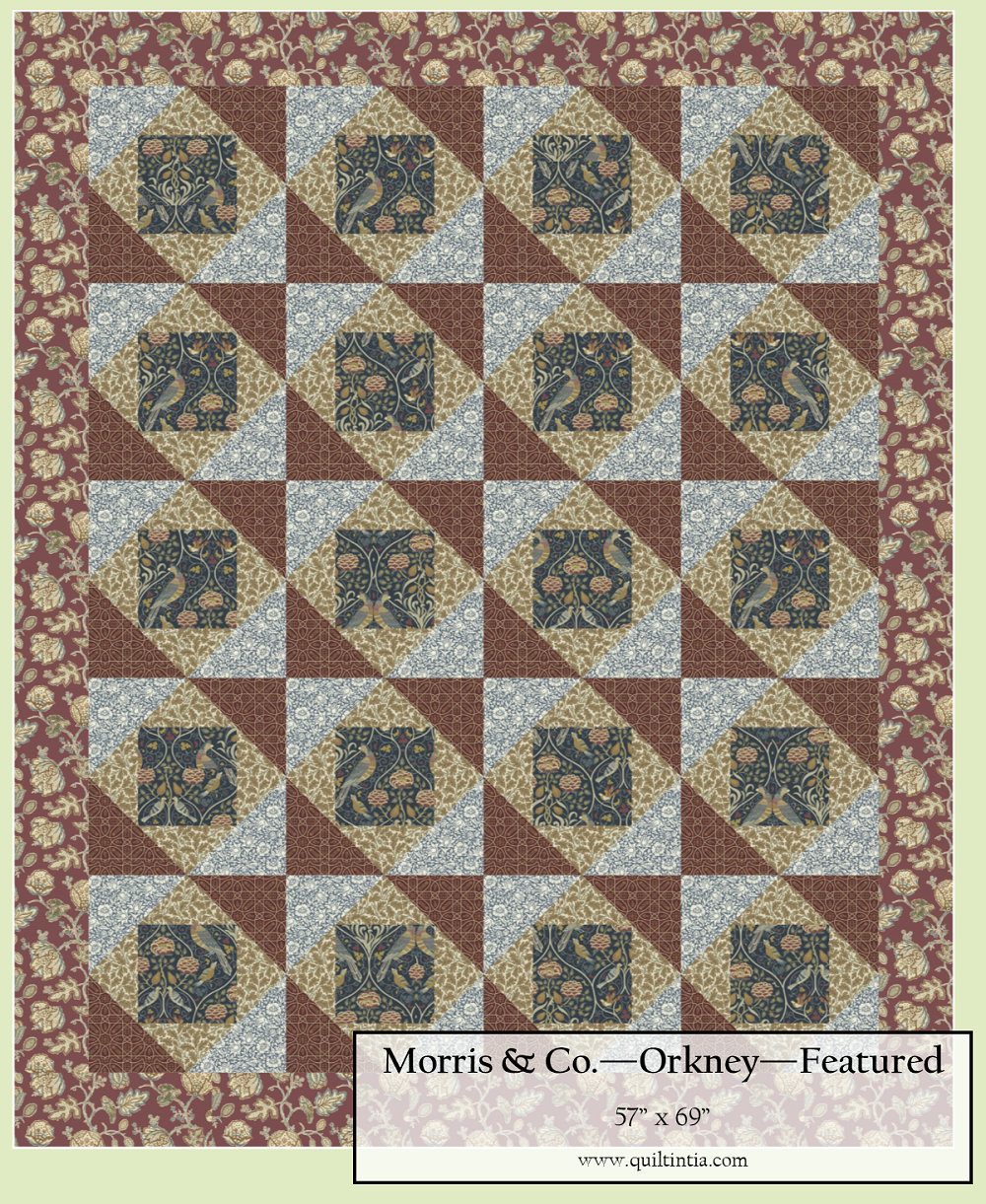 Orkney - Featured Quilt Kit
