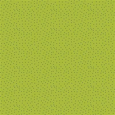 Sunny Fields - Mini Dot - Olive