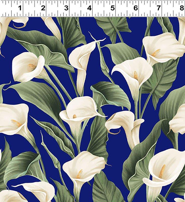 Colorido Calla Lily Royal Blue