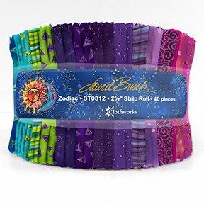 Laurel Burch - Zodiac - Strip Roll