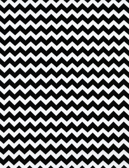 Sketch Chevron zig-c1397 white/black