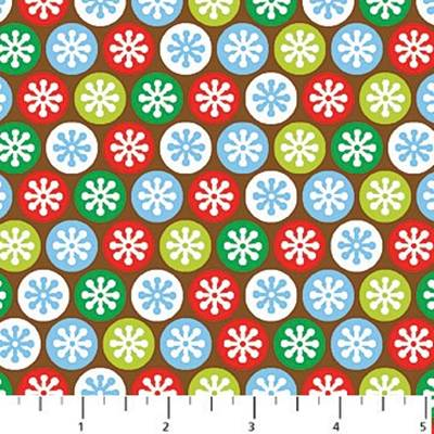 Flannel Holiday Hoot f20336-36