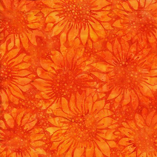 batik sunflower 121717220