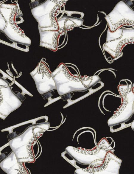 Ice skates holiday-cm3290