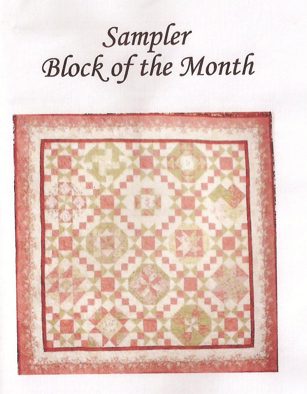 Block of Month Sampler