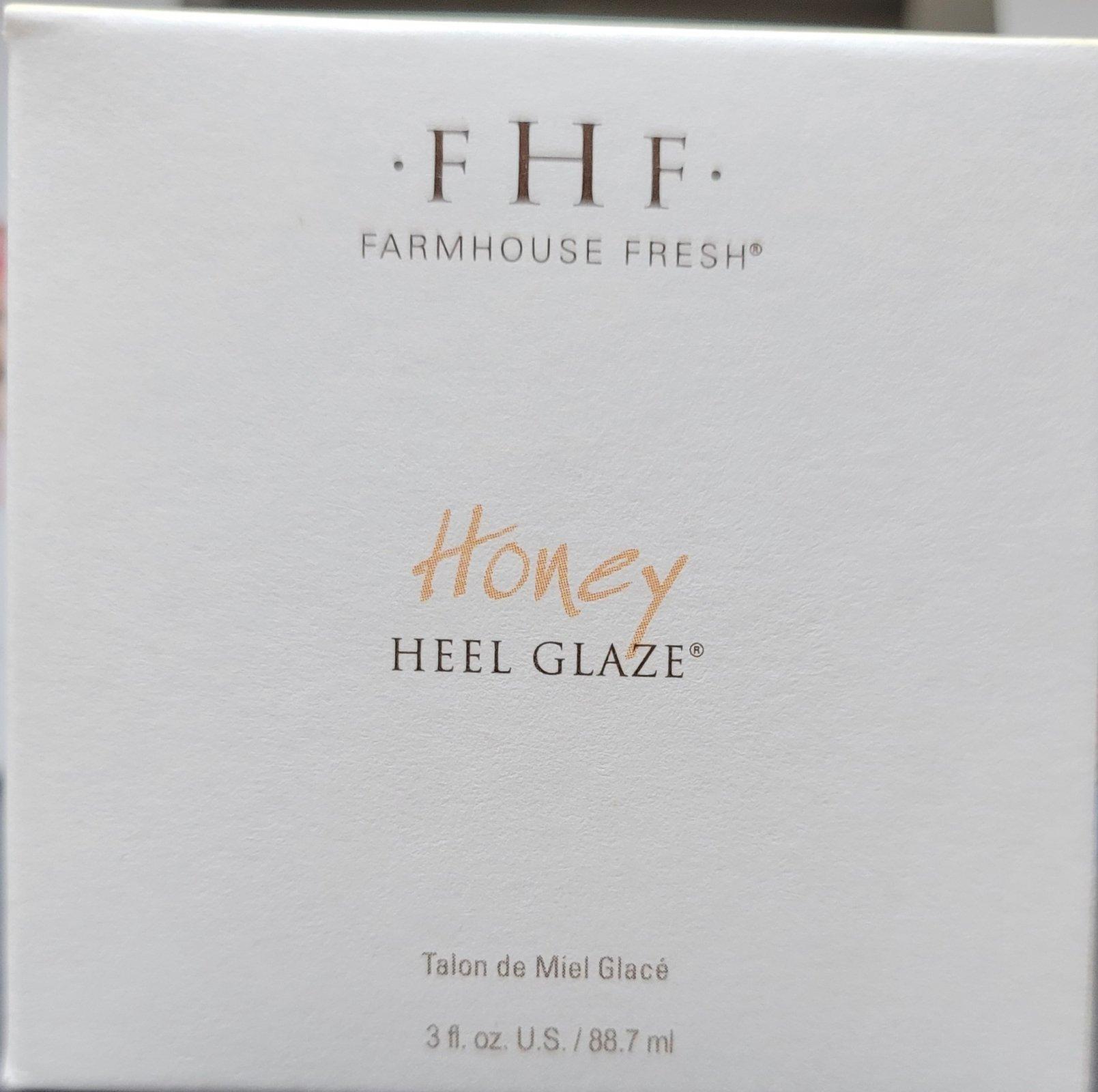 HONEY HEEL GLAZE 3 OZ