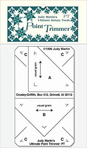 Judy Martin's Point Trimmer