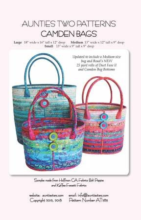 Camden Bag pattern