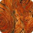 FQ Daybreak Batik - Rust