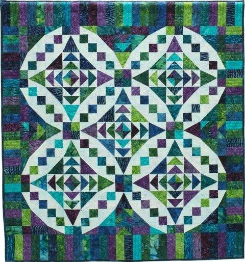 Glad Creations pattern - Little Jewels