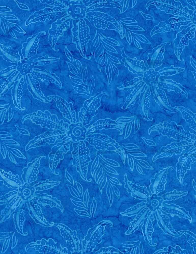 FQ Turquoise Batik