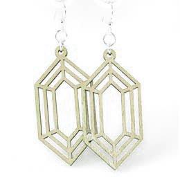 Greentree Diamond Gem Earrings