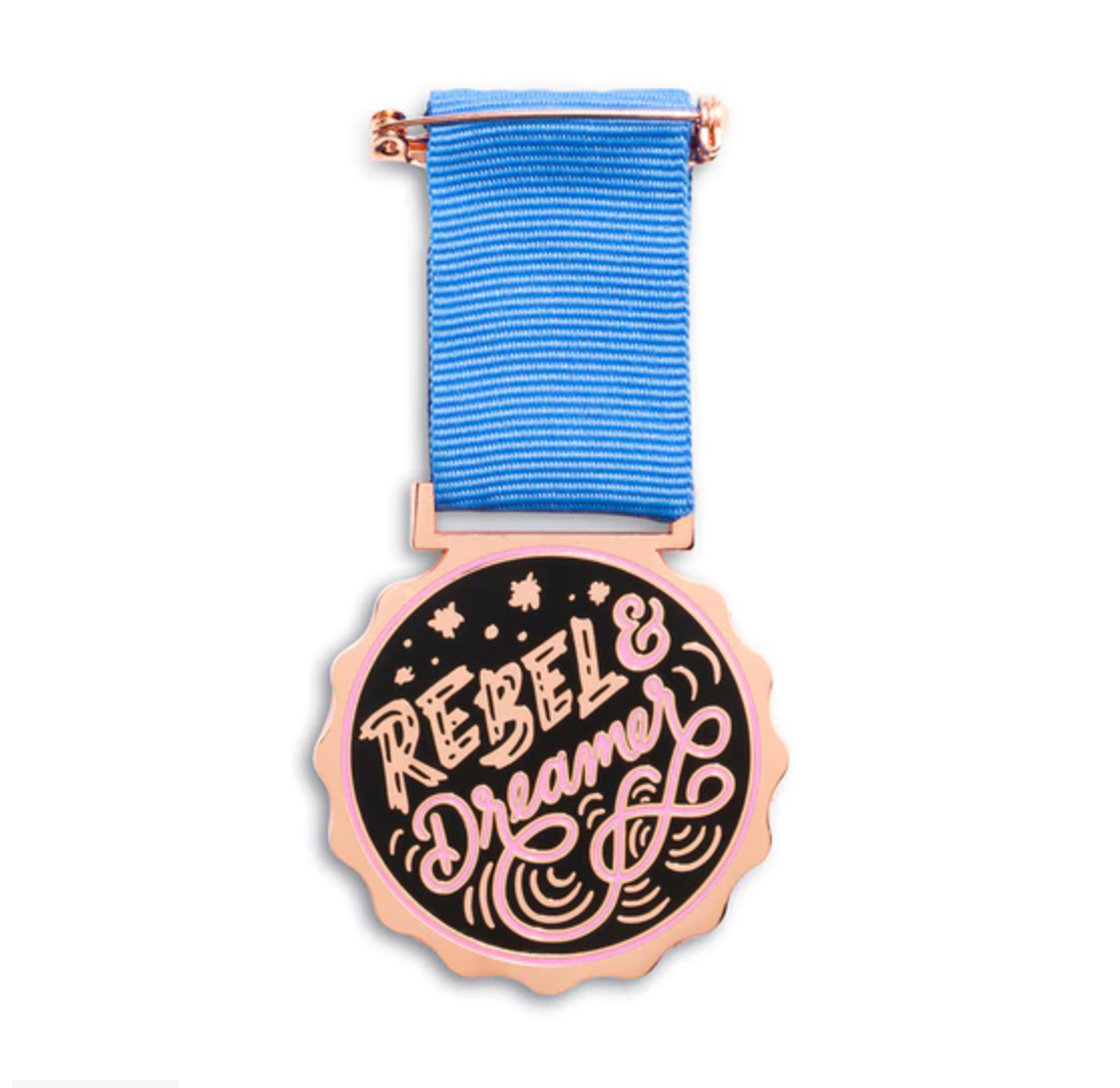 Rebel and Dreamer Compendium Medal