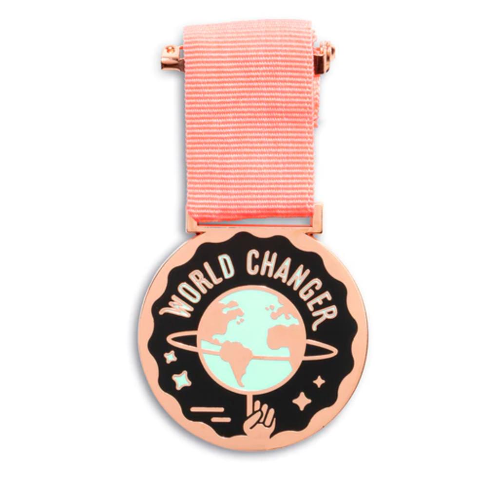 World Changer Compendium Medal