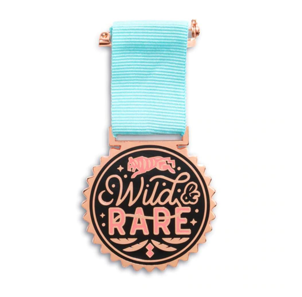 Wild And Rare Compendium Medal